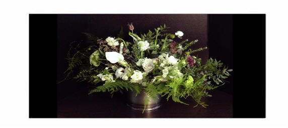 Wild and organic floristry